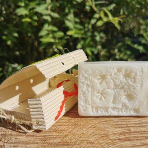 Mydło żywokostowe na mleku kozim – prosto z Podlasia