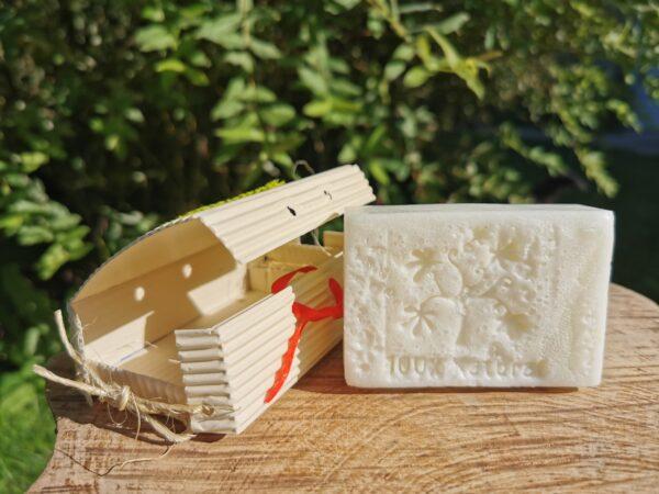 Mydło żywokostowe na mleku kozim - prosto z Podlasia